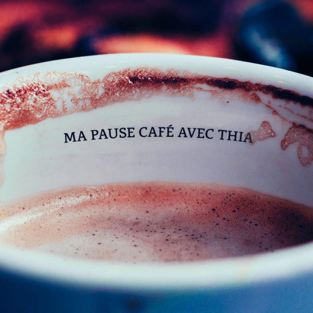 Podcast Ma Pause Café avec Thia