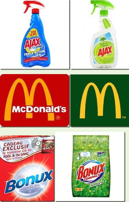 Exemple de greenwashing