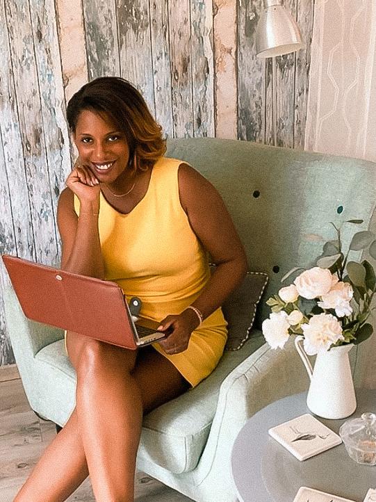 Ina Diallo experte en création et développement d'entreprise