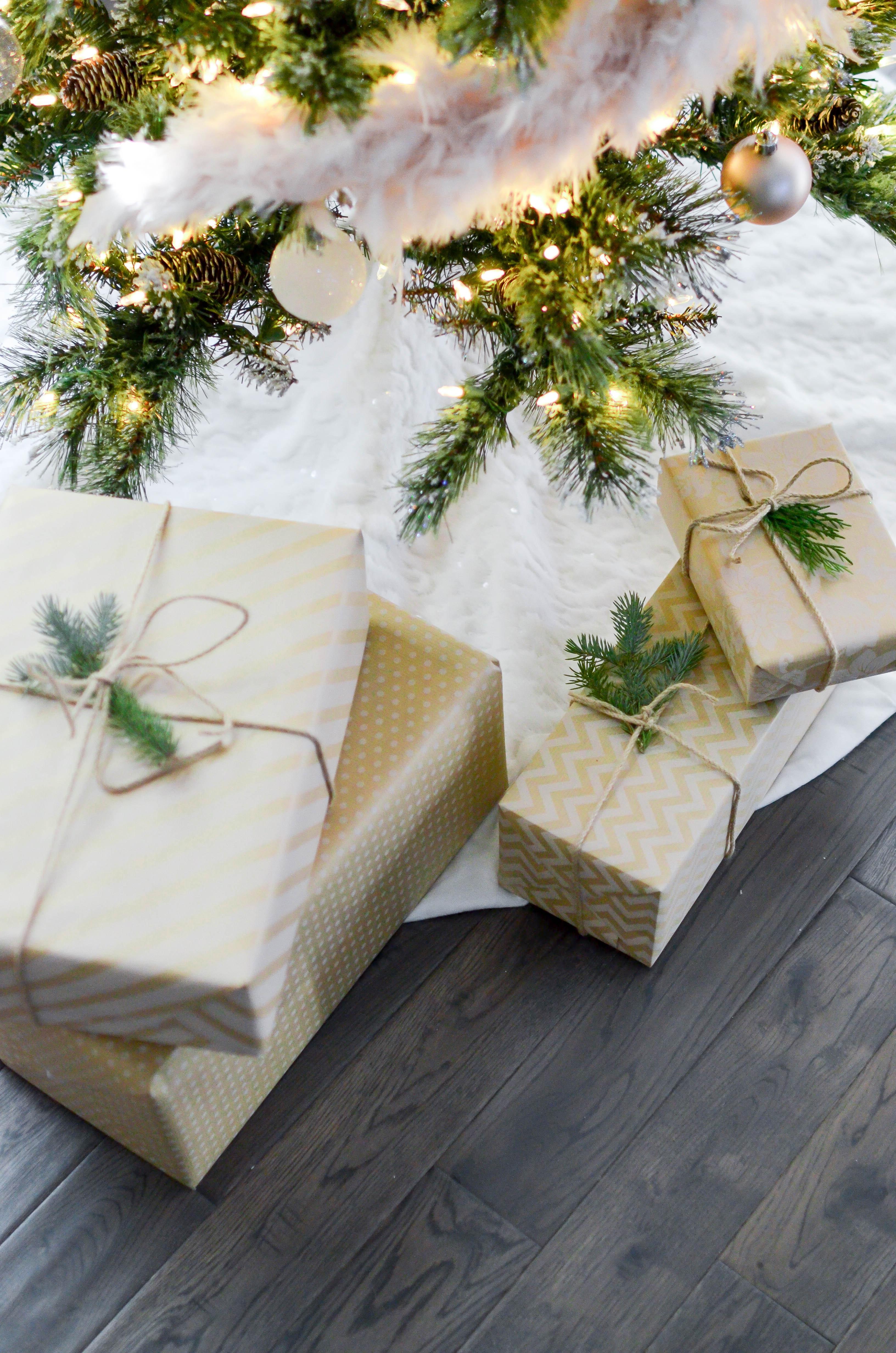tradition de noel: les cadeaux