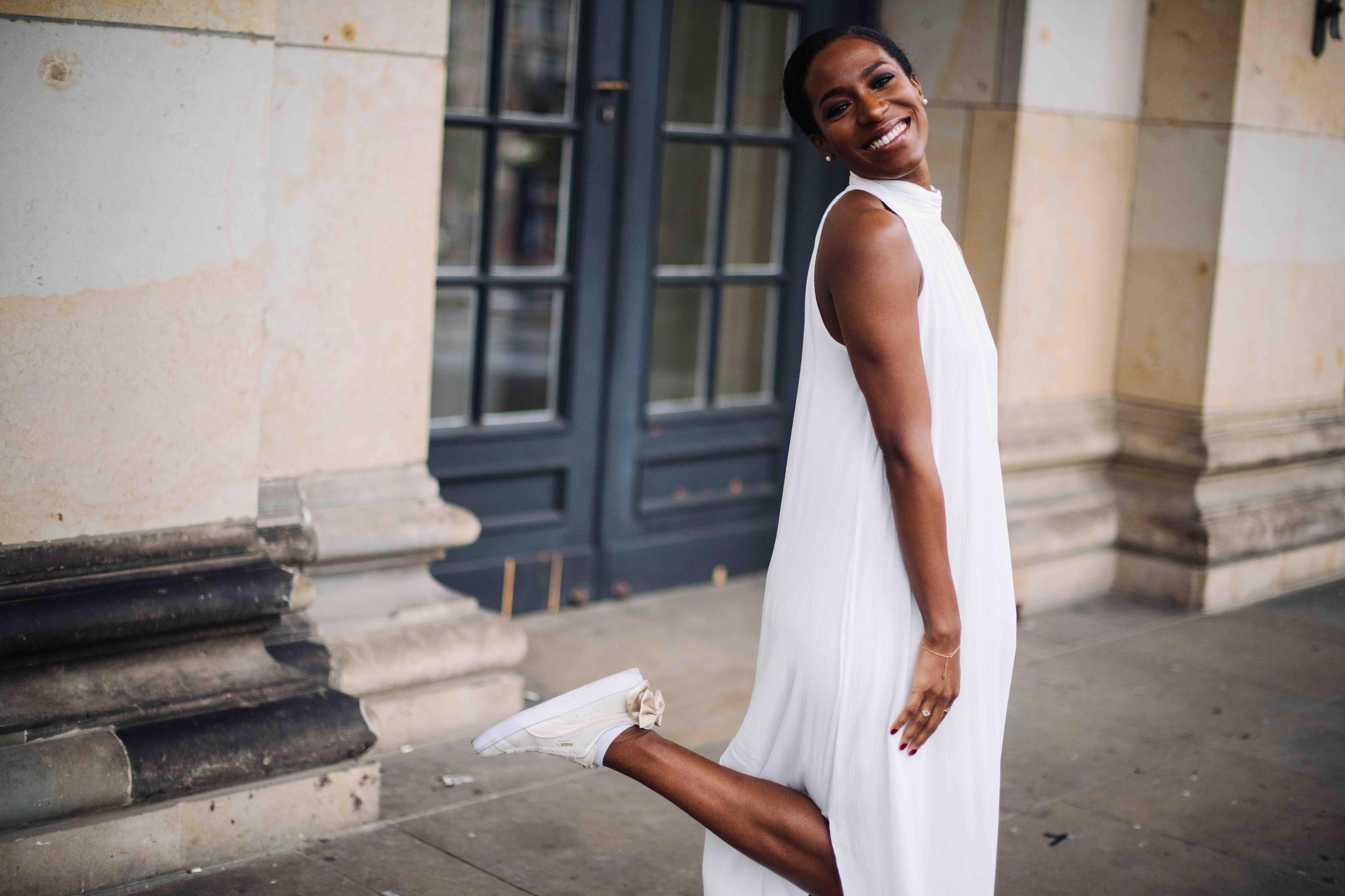 Réussir un mariage éco-responsable: ma tenue