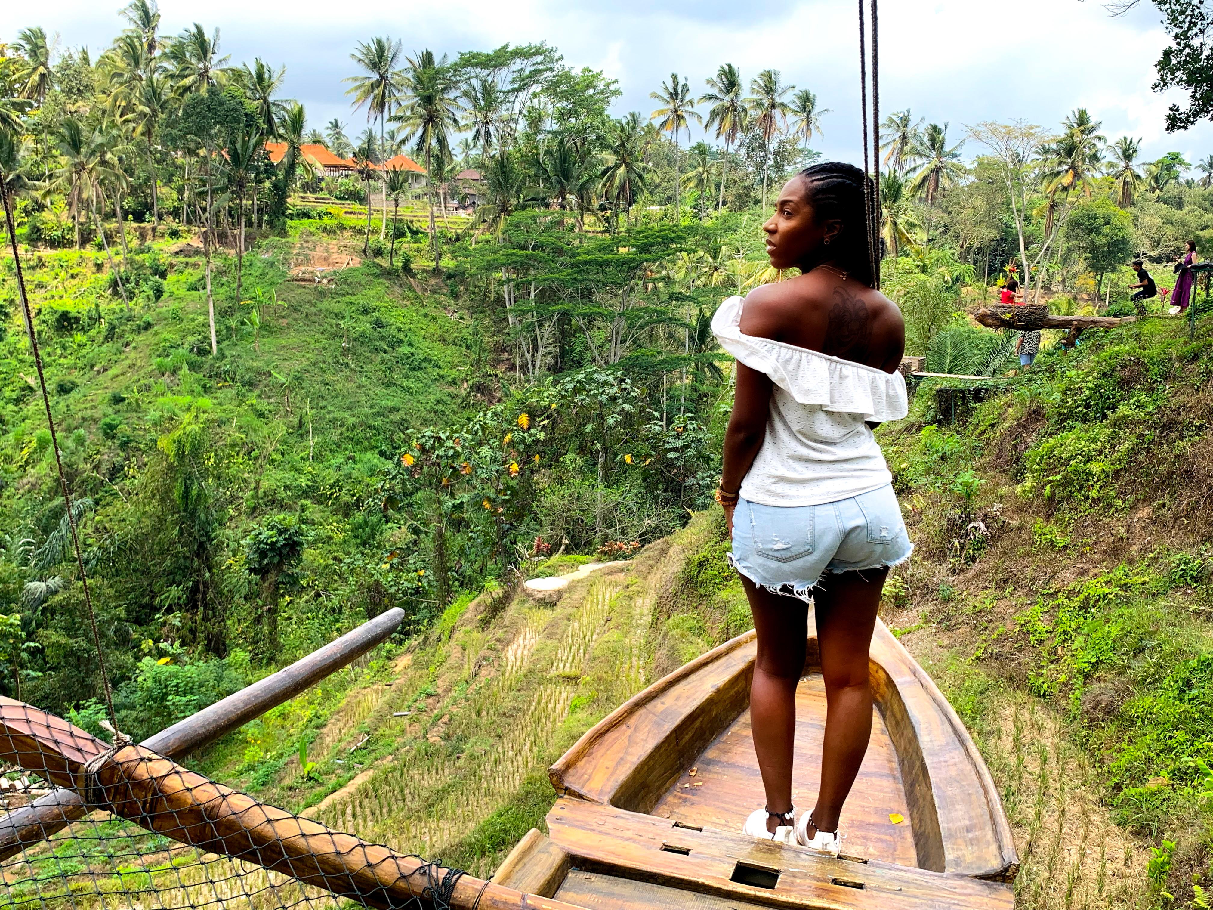 Bali, les rizières de Tegallalang