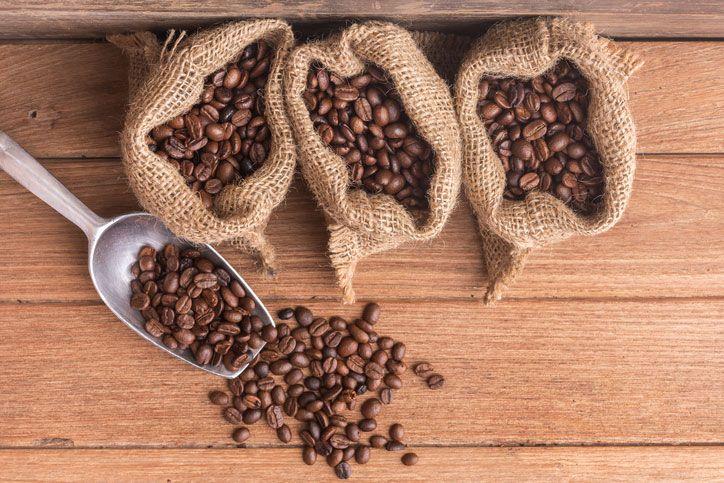 Alternative au coton: fibre de grains de café